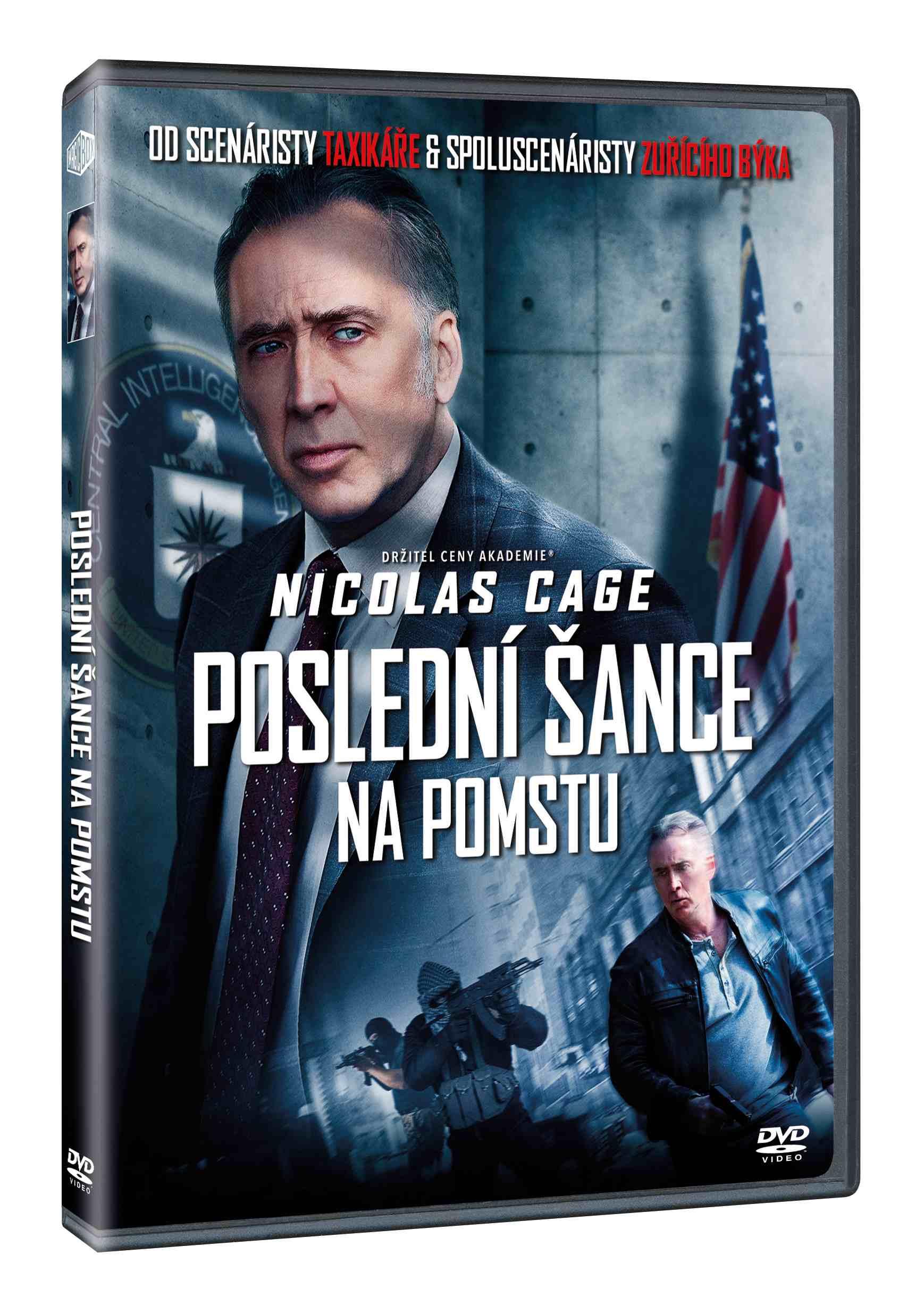 POSLEDNÍ ŠANCE NA POMSTU - DVD