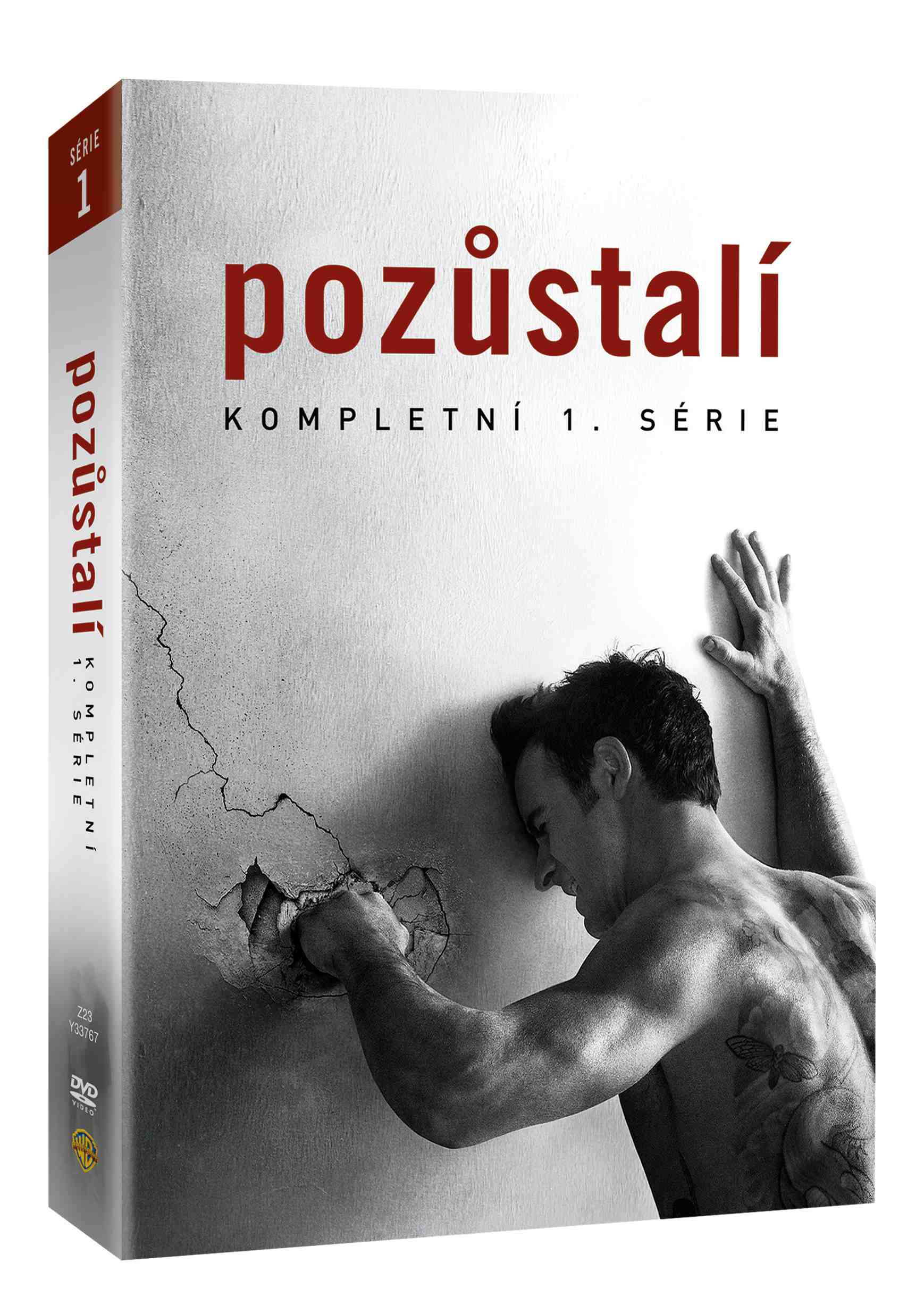 POZŮSTALÍ 1. SÉRIE - 3 DVD