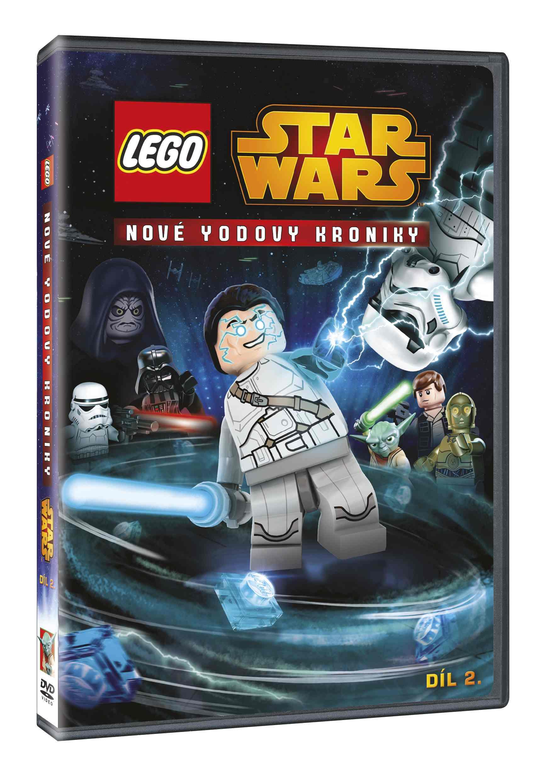 LEGO STAR WARS: NOVÉ YODOVY KRONIKY 2 - DVD