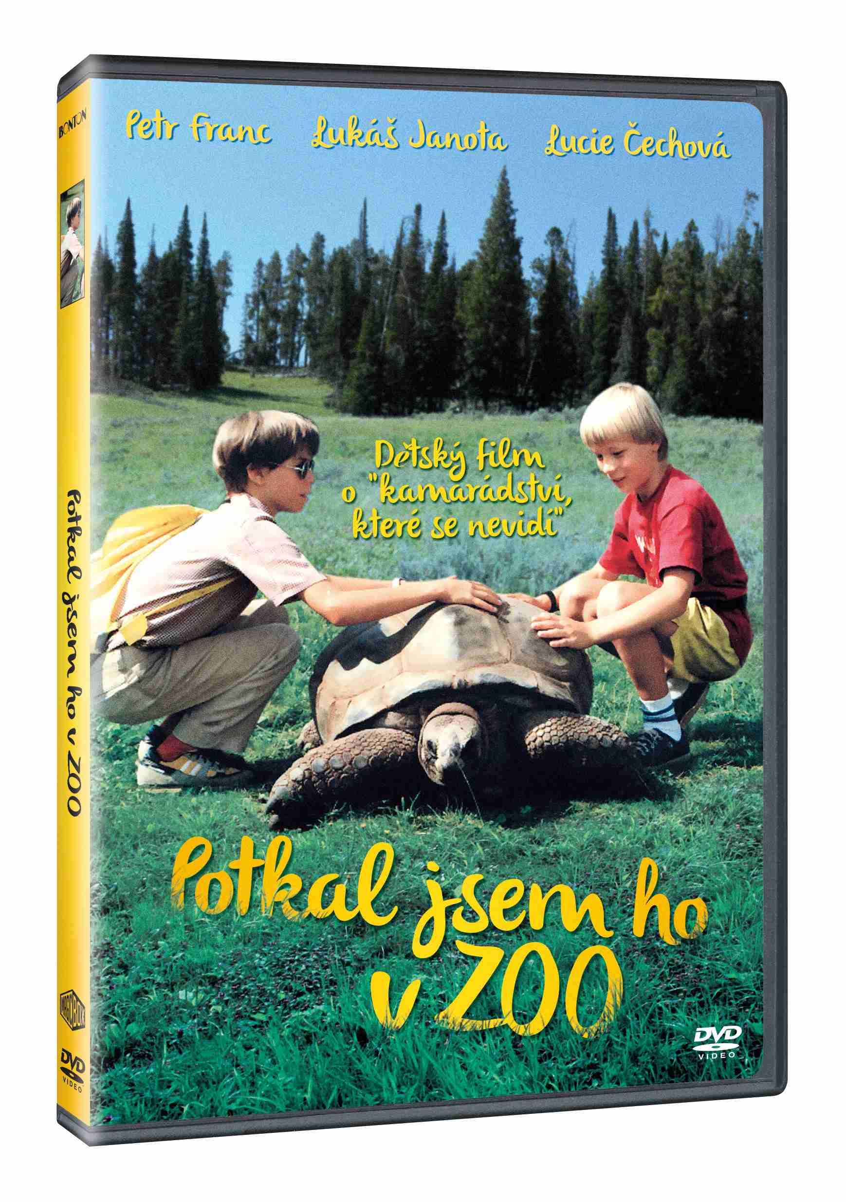 POTKAL JSEM HO V ZOO - DVD