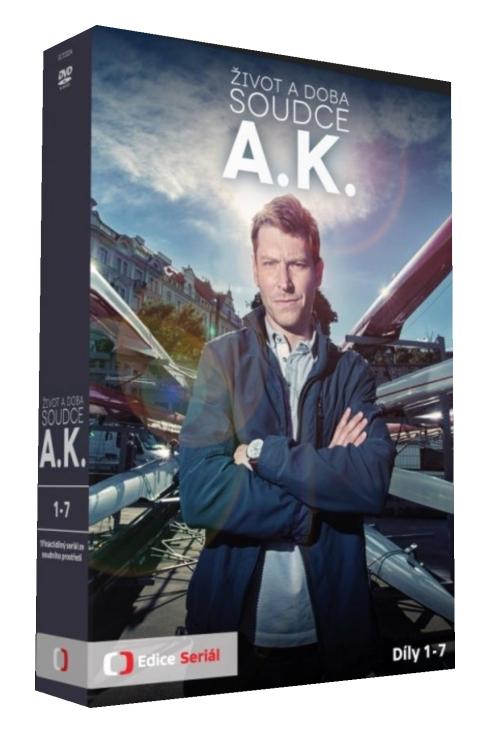 ŽIVOT A DOBA SOUDCE A. K. - 13 DVD