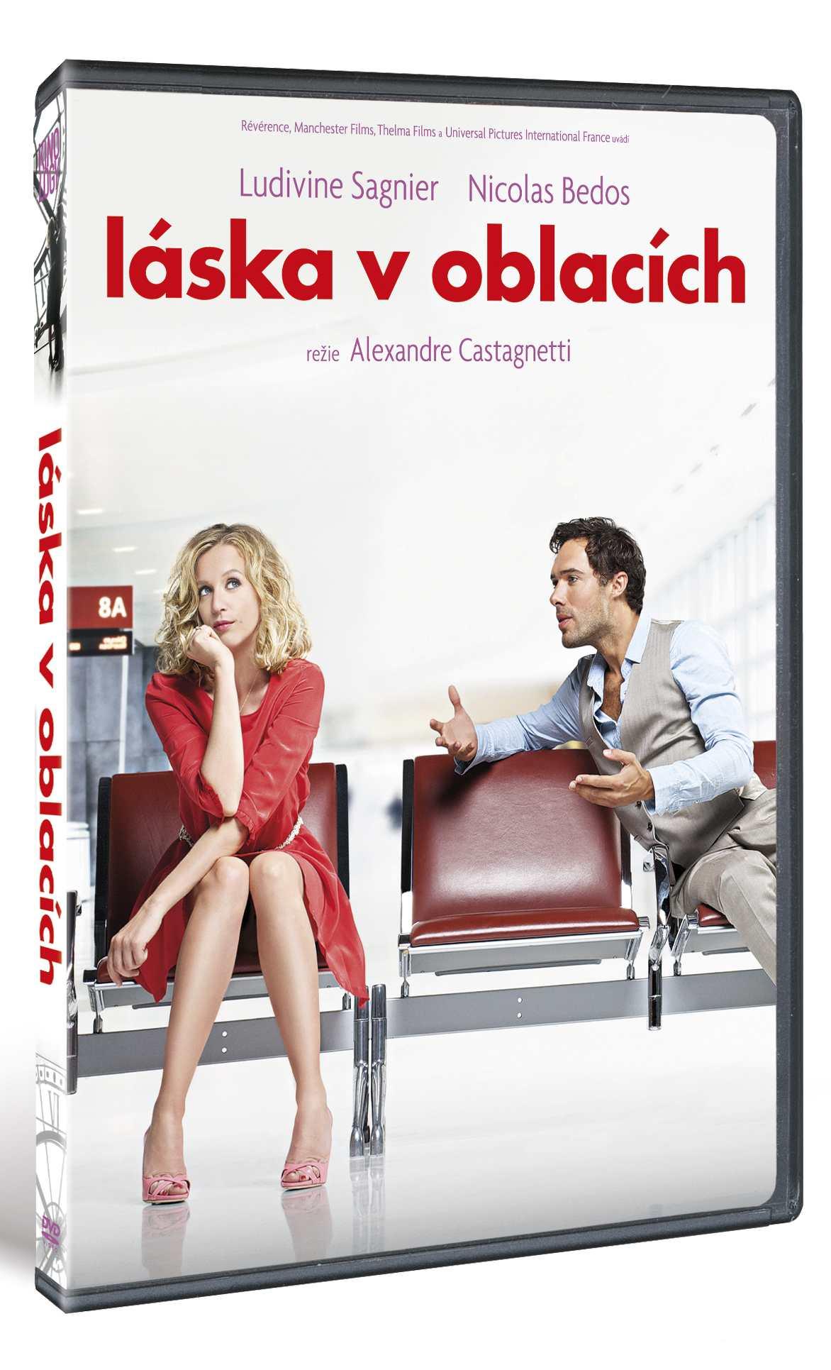 LÁSKA V OBLACÍCH - DVD