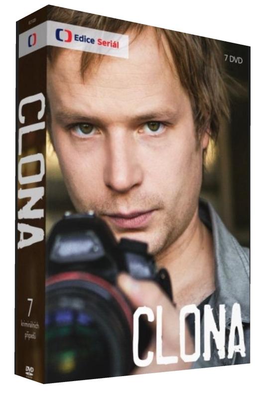 CLONA - 7 DVD