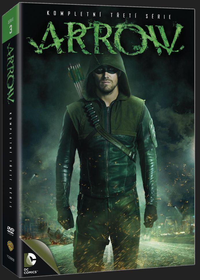ARROW - 3. SÉRIE - 5 DVD
