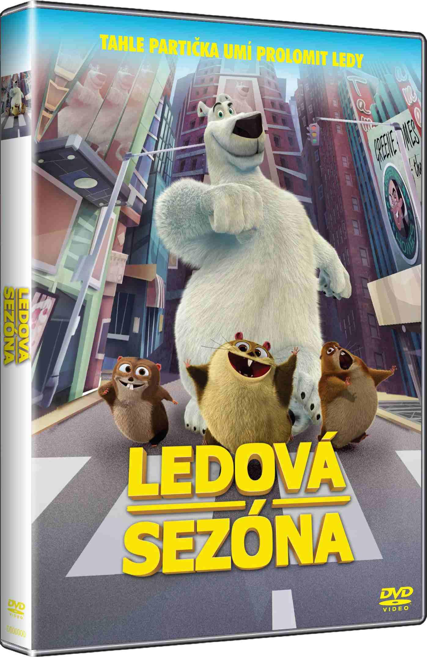 LEDOVÁ SEZÓNA - DVD