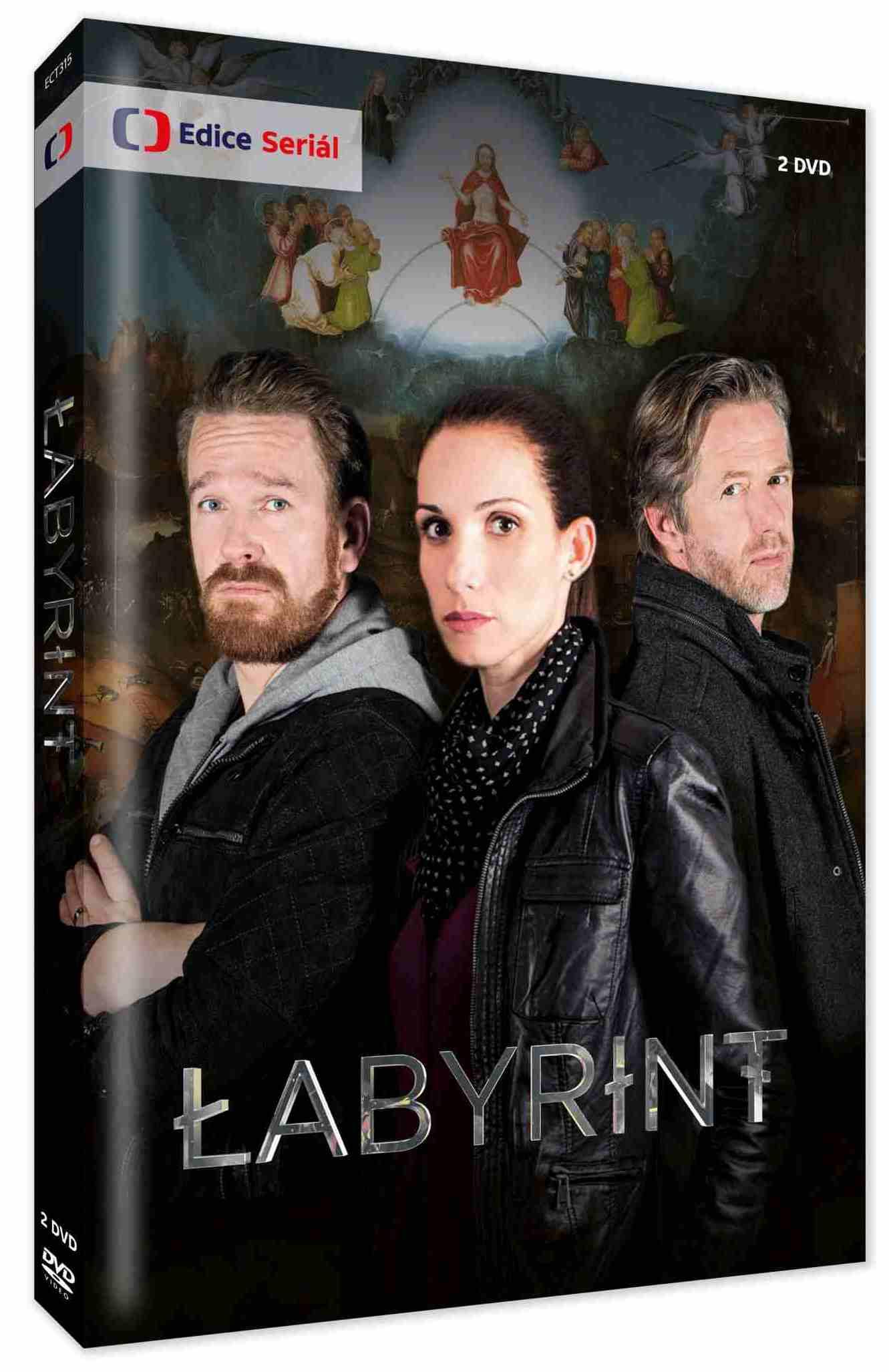 Labyrint - 1. série - 2 DVD
