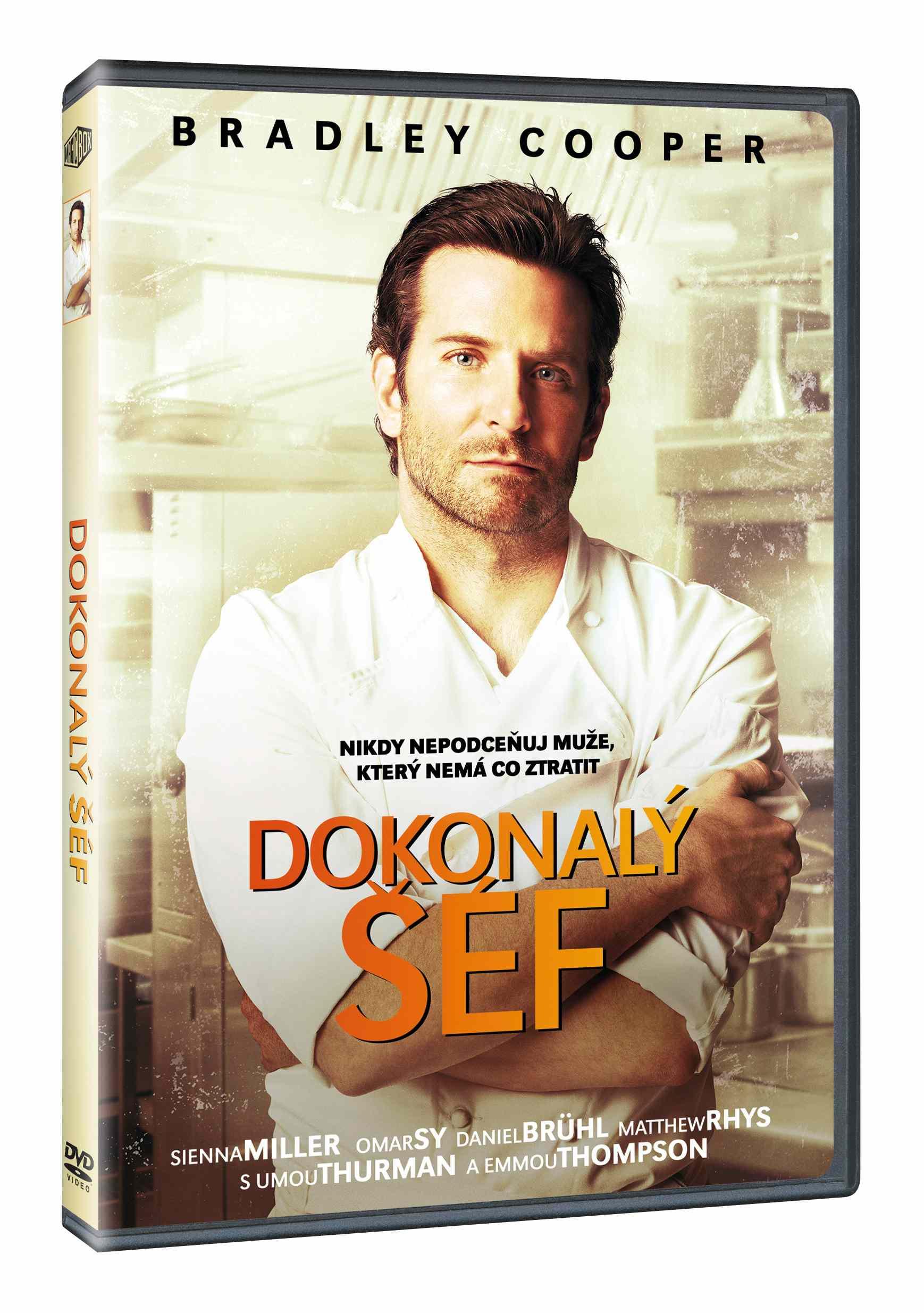 DOKONALÝ ŠÉF - DVD