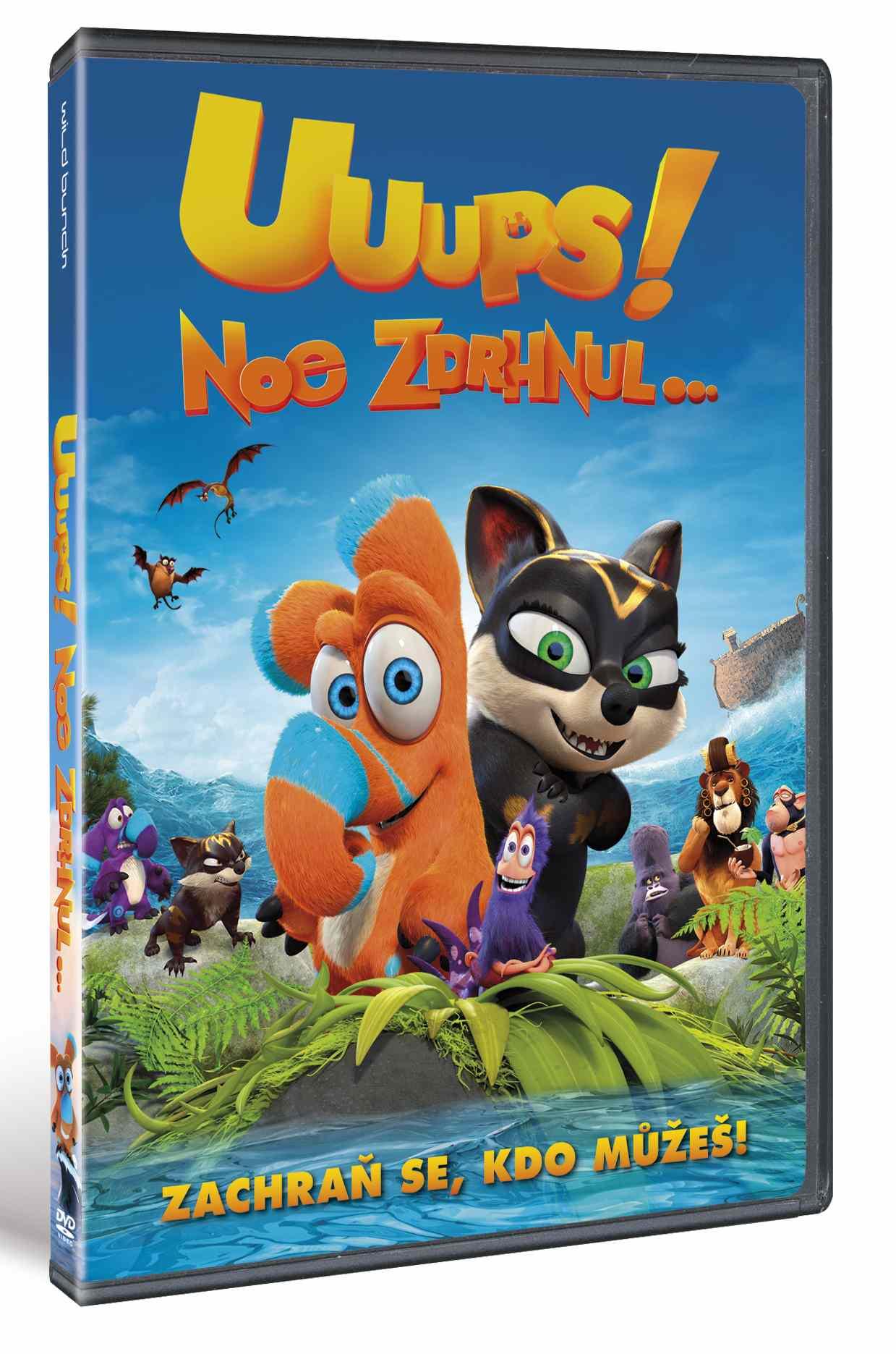 UUUPS! NOE ZDRHNUL - DVD