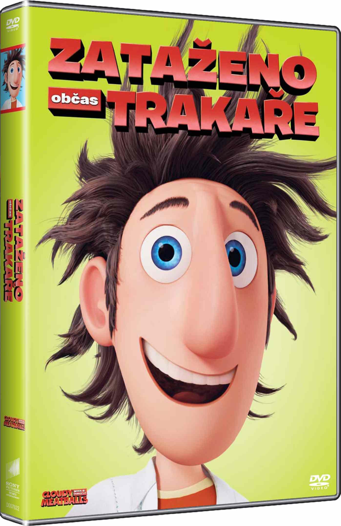 ZATAŽENO, OBČAS TRAKAŘE (Big Face) - DVD