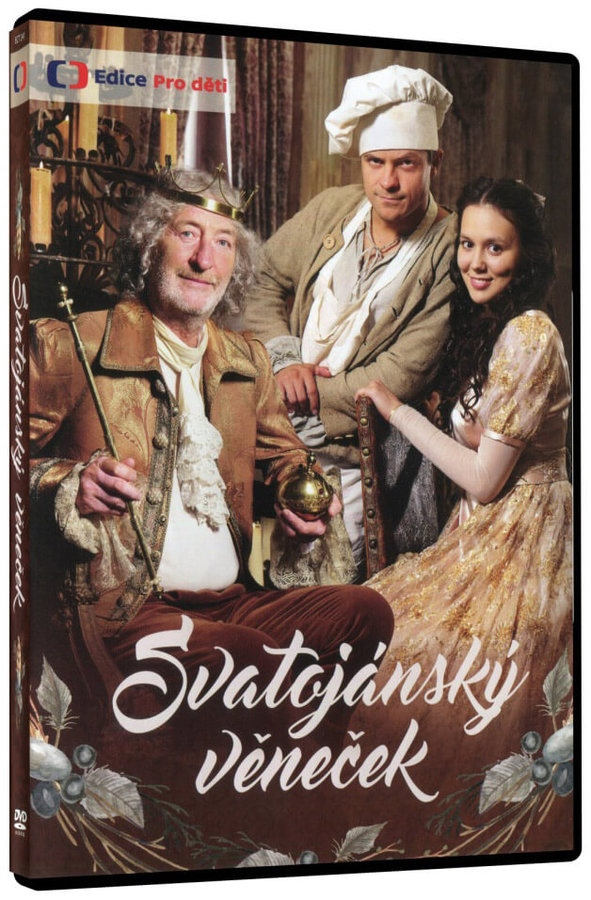 SVATOJÁNSKÝ VĚNEČEK - DVD