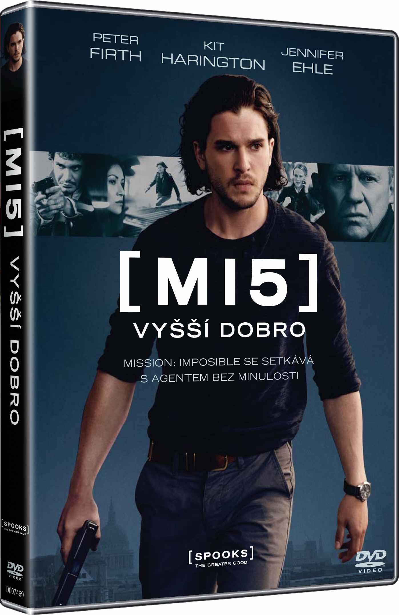 MI-5: VYŠŠÍ DOBRO - DVD