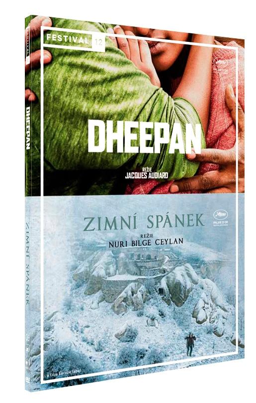 ZIMNÍ SPÁNEK + DHEEPAN (Kolekce 2 filmů) - 2 DVD