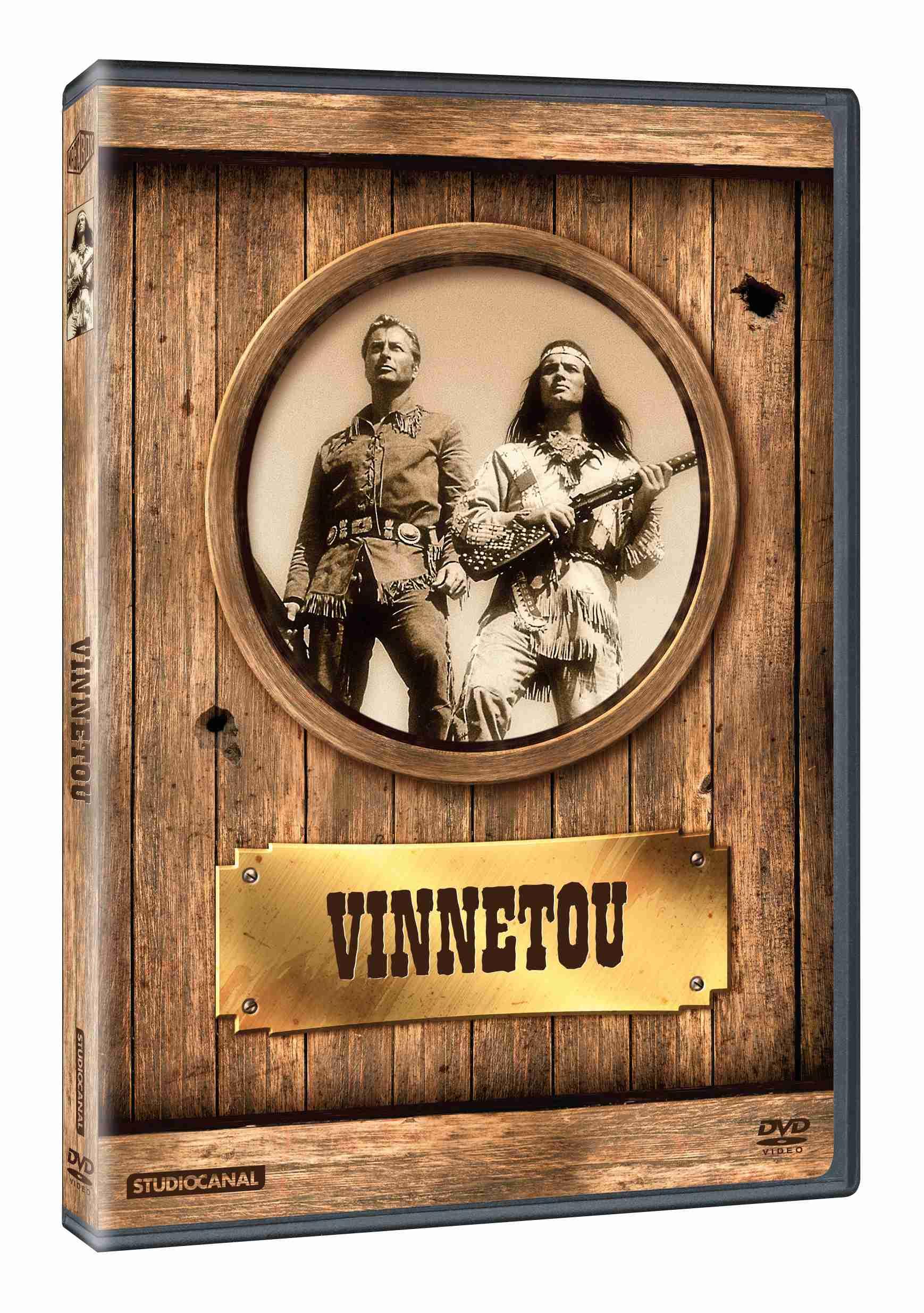 VINNETOU - DVD
