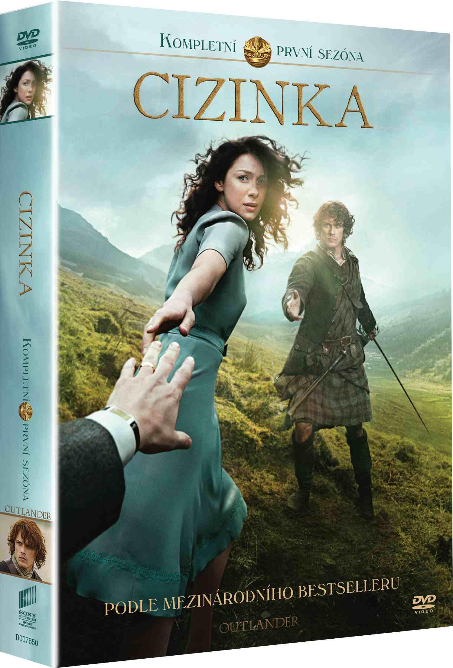 CIZINKA - 1. SÉRIE - 6 DVD