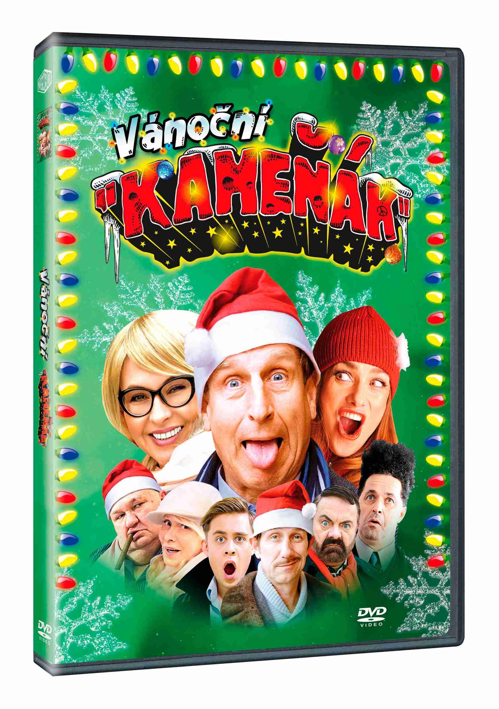 Vánoční kameňák - DVD
