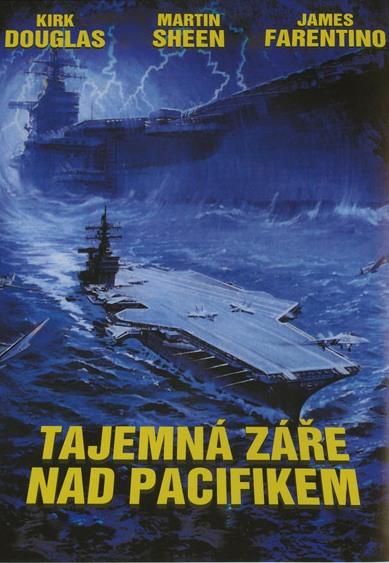 TAJEMNÁ ZÁŘE NAD PACIFIKEM - DVD