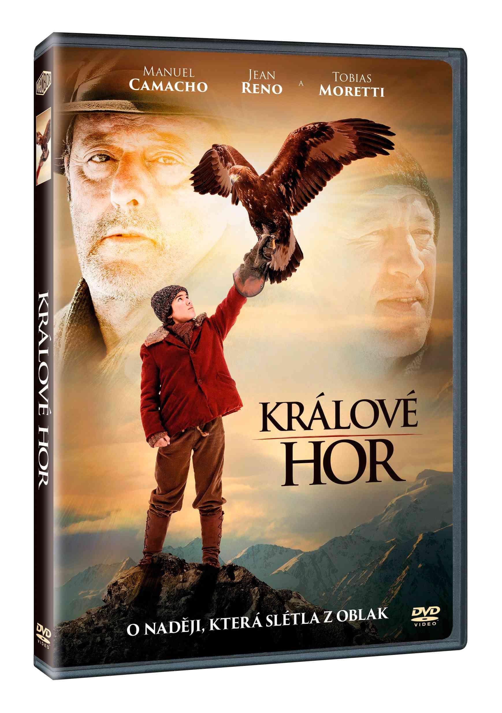 KRÁLOVÉ HOR - DVD