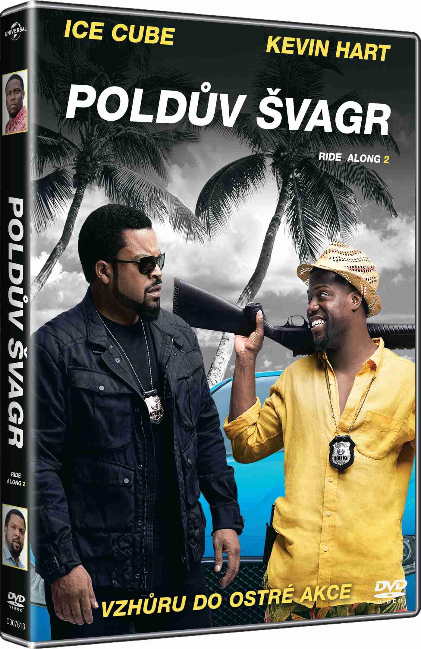 POLDŮV ŠVAGR - DVD