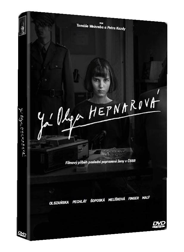JÁ, OLGA HEPNAROVÁ - DVD