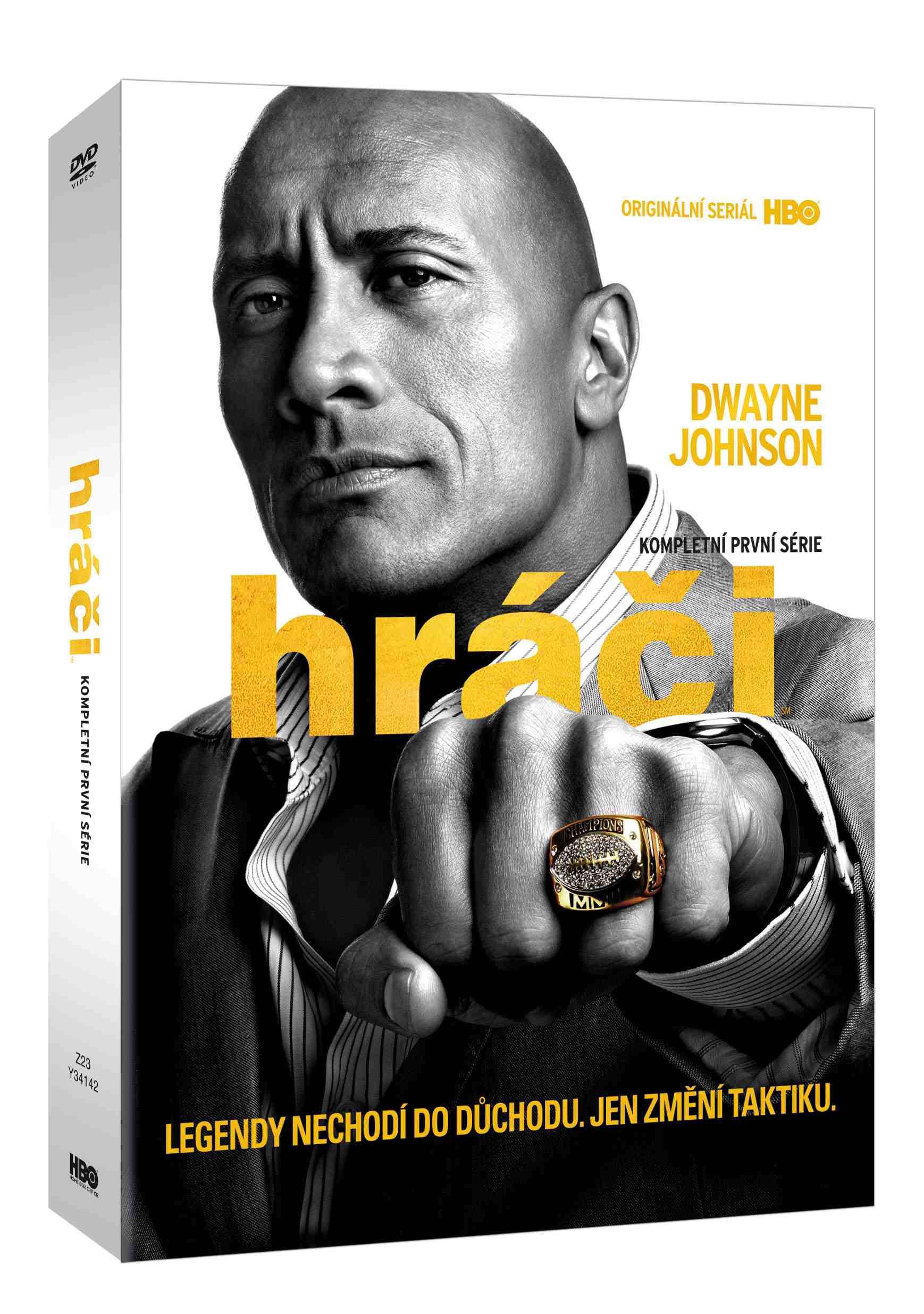 HRÁČI 1. SÉRIE - 2 DVD