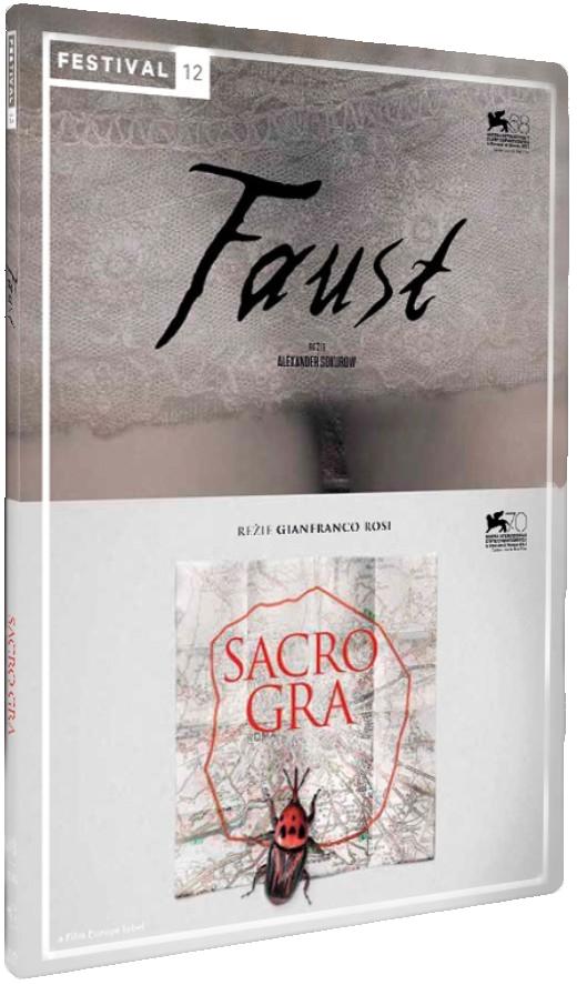 FAUST + SACRO GRA (Kolekce 2 filmů) - 2 DVD