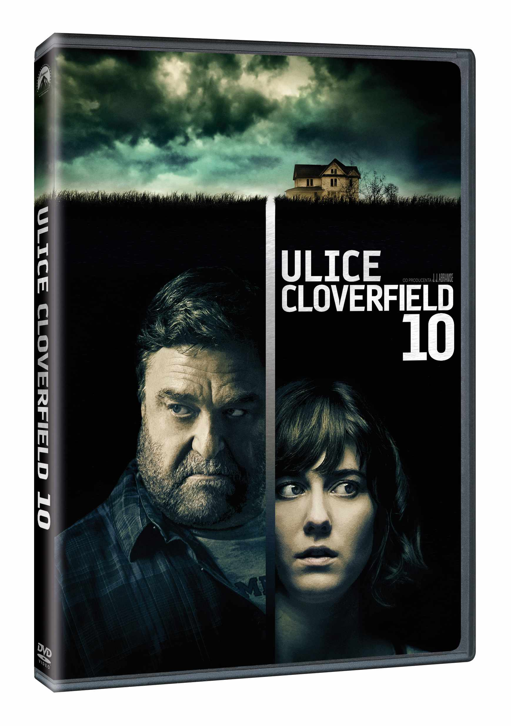 ULICE CLOVERFIELD 10 - DVD