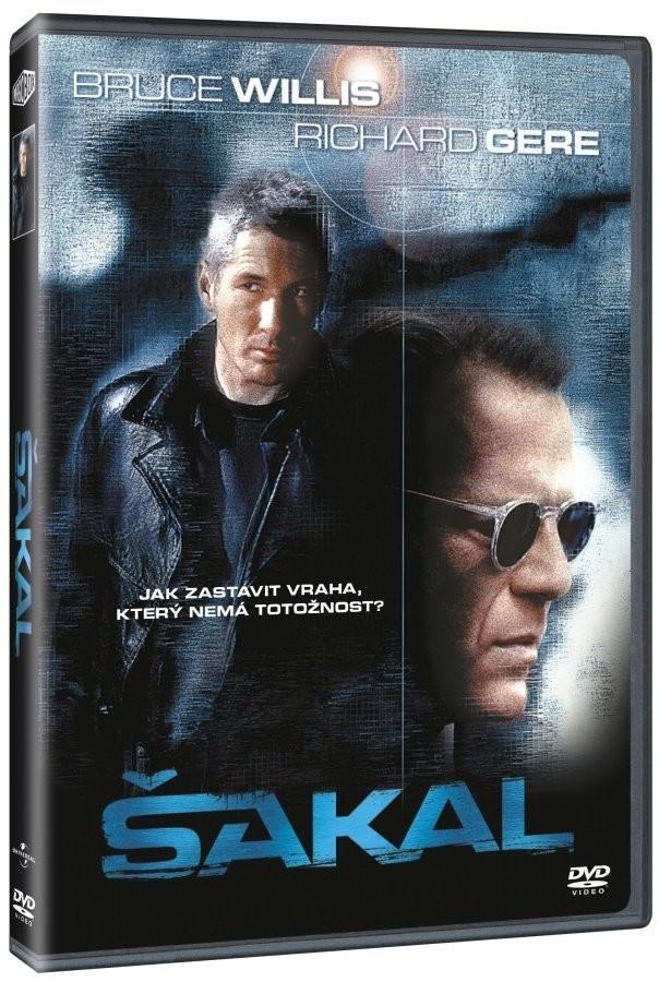 ŠAKAL - DVD