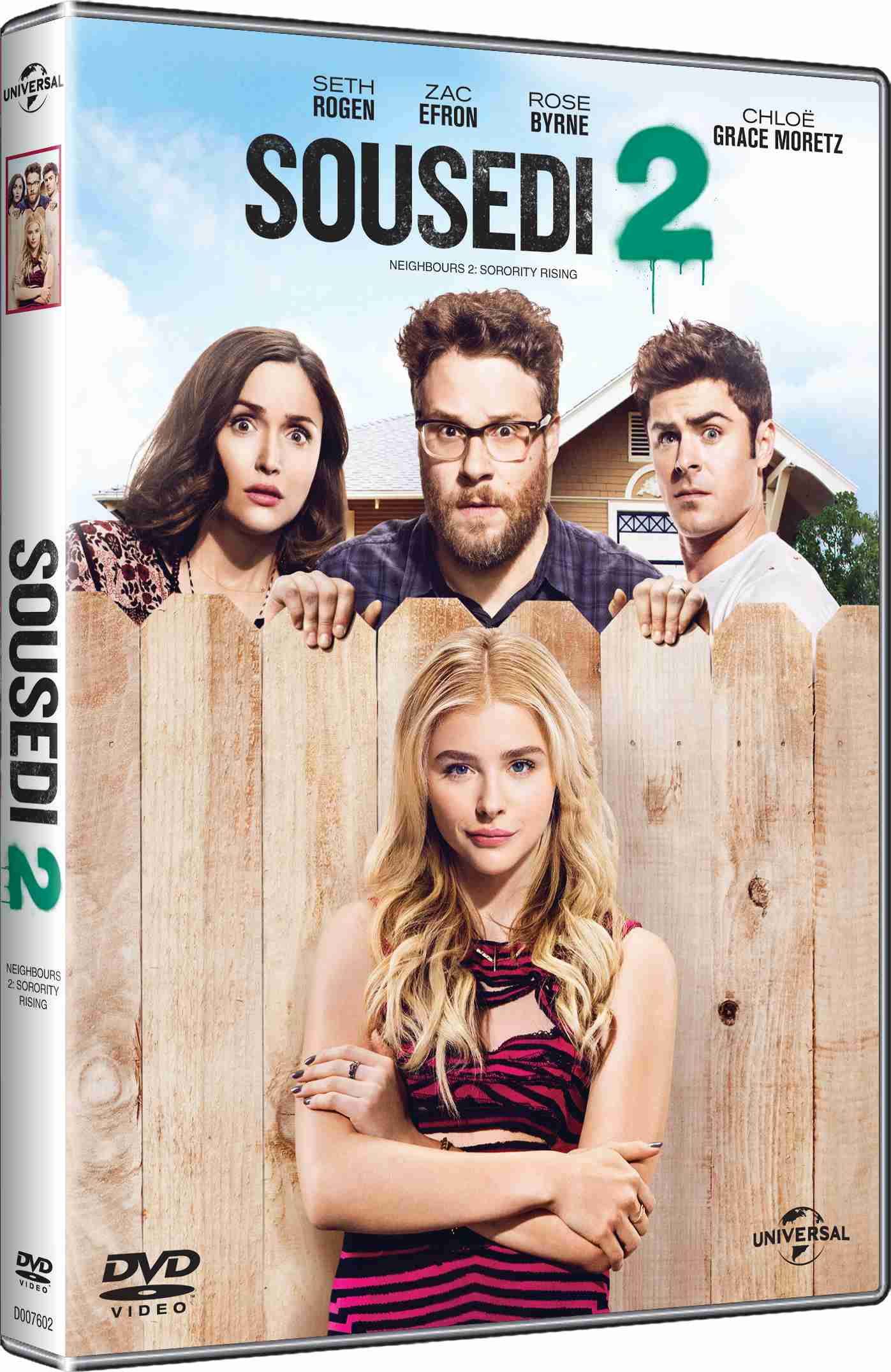 SOUSEDI 2 - DVD