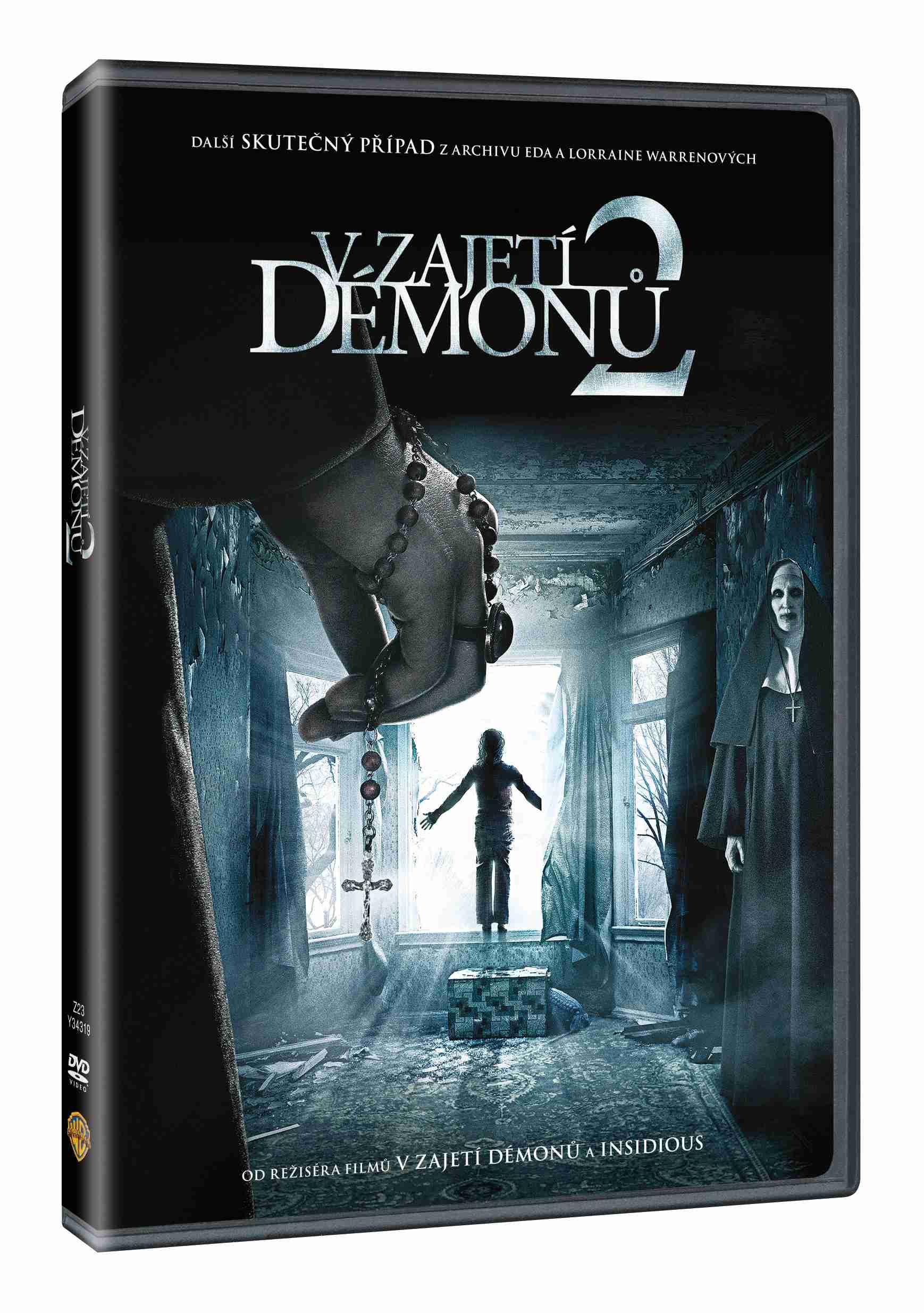 V ZAJETÍ DÉMONŮ 2 - DVD
