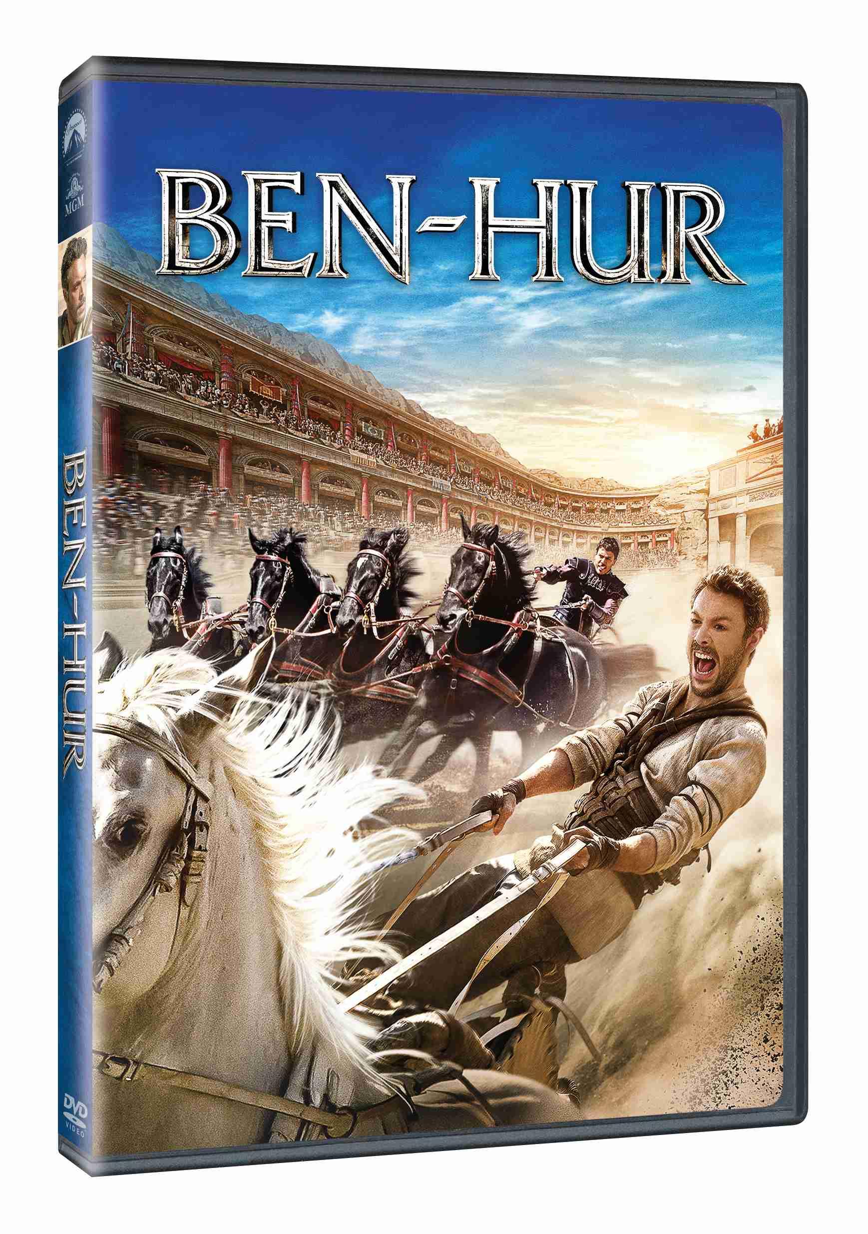 BEN HUR (2016) - DVD