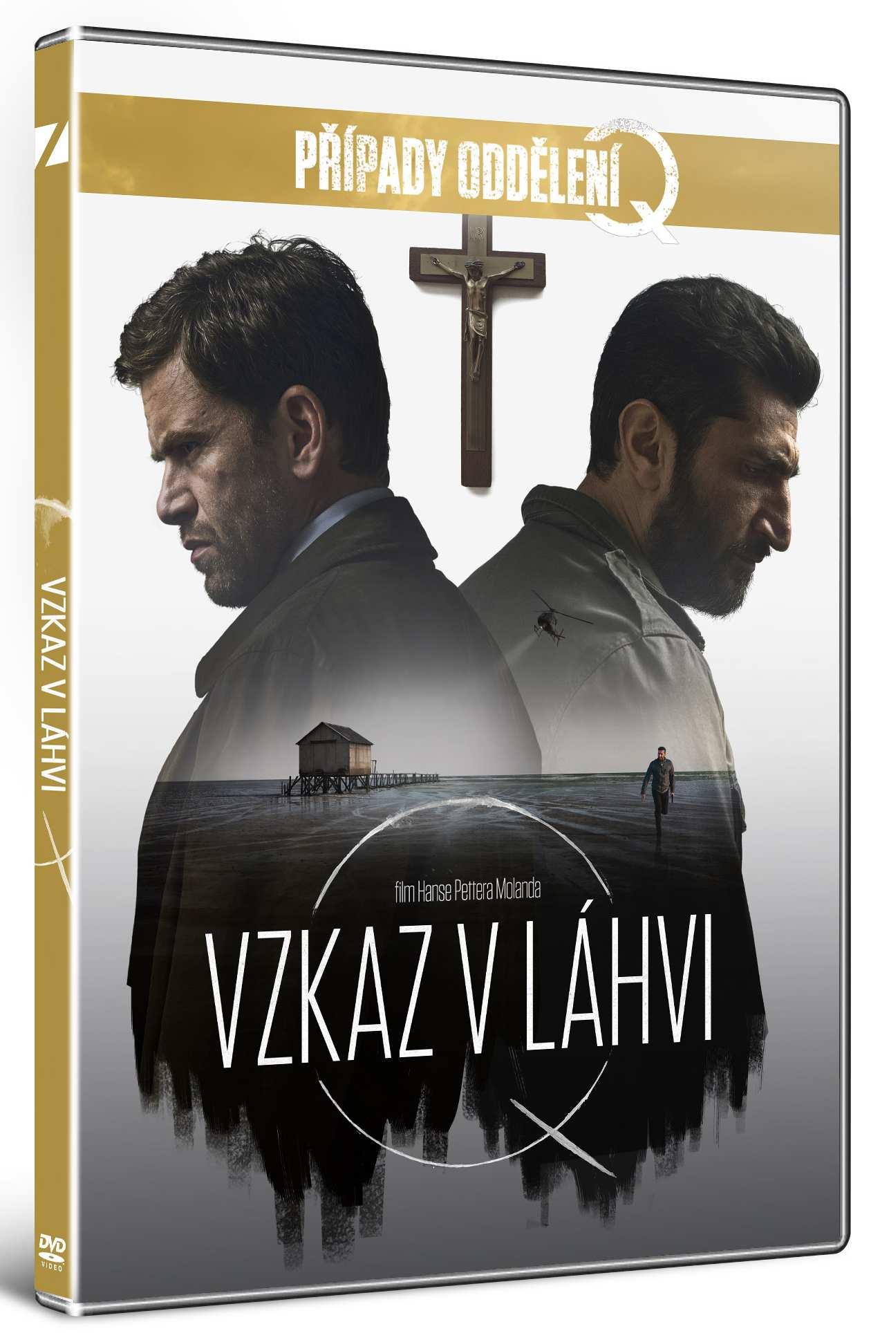 VZKAZ V LÁHVI (Případy oddělení Q) - DVD