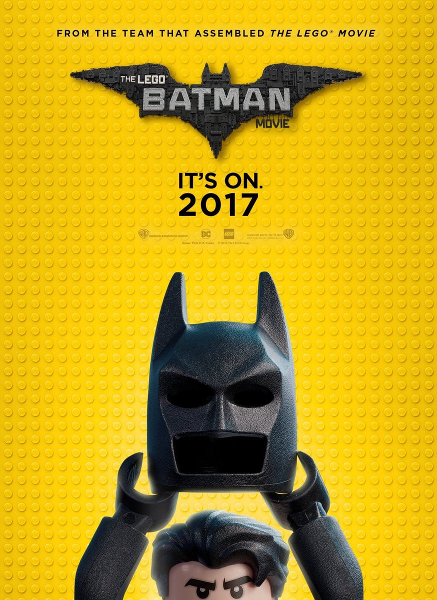 LEGO BATMAN FILM - DVD