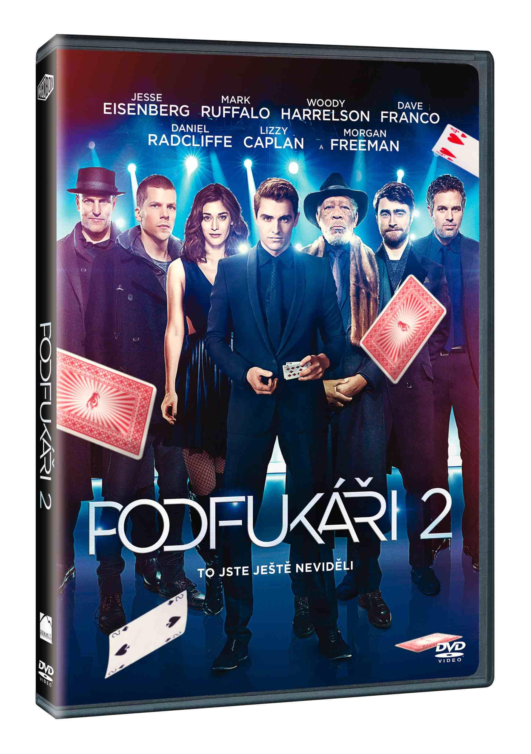 PODFUKÁŘI 2 - DVD