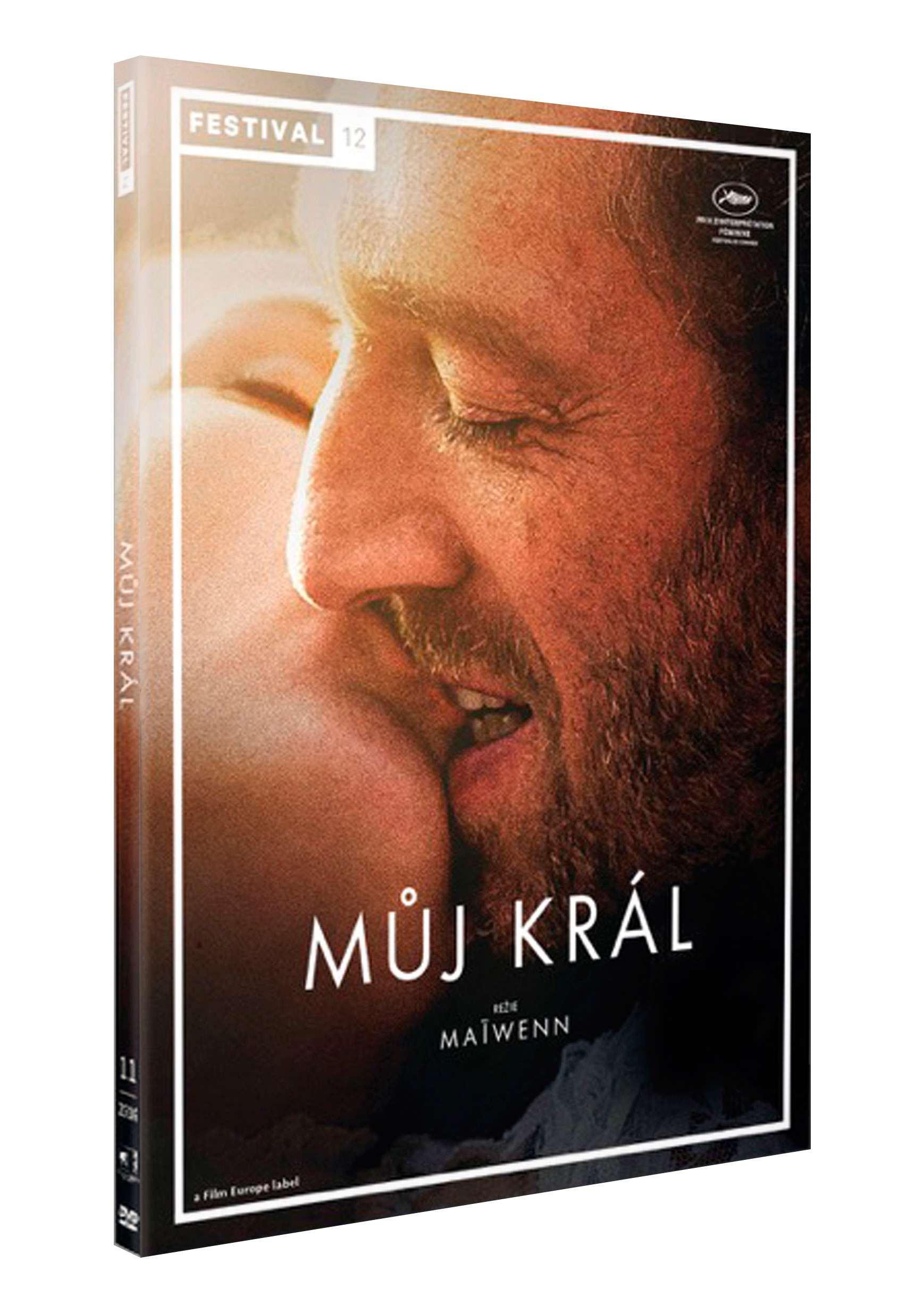 MŮJ KRÁL - DVD