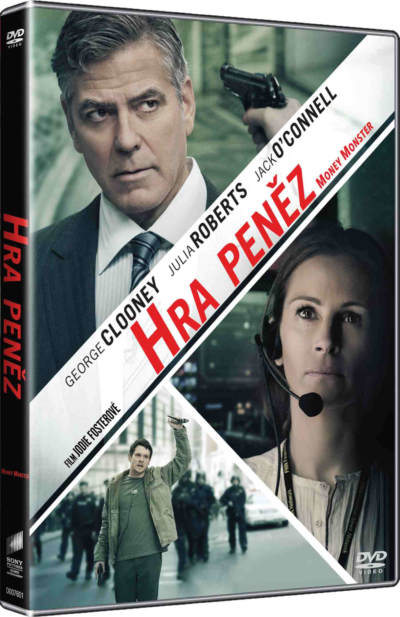 HRA PENĚZ - DVD