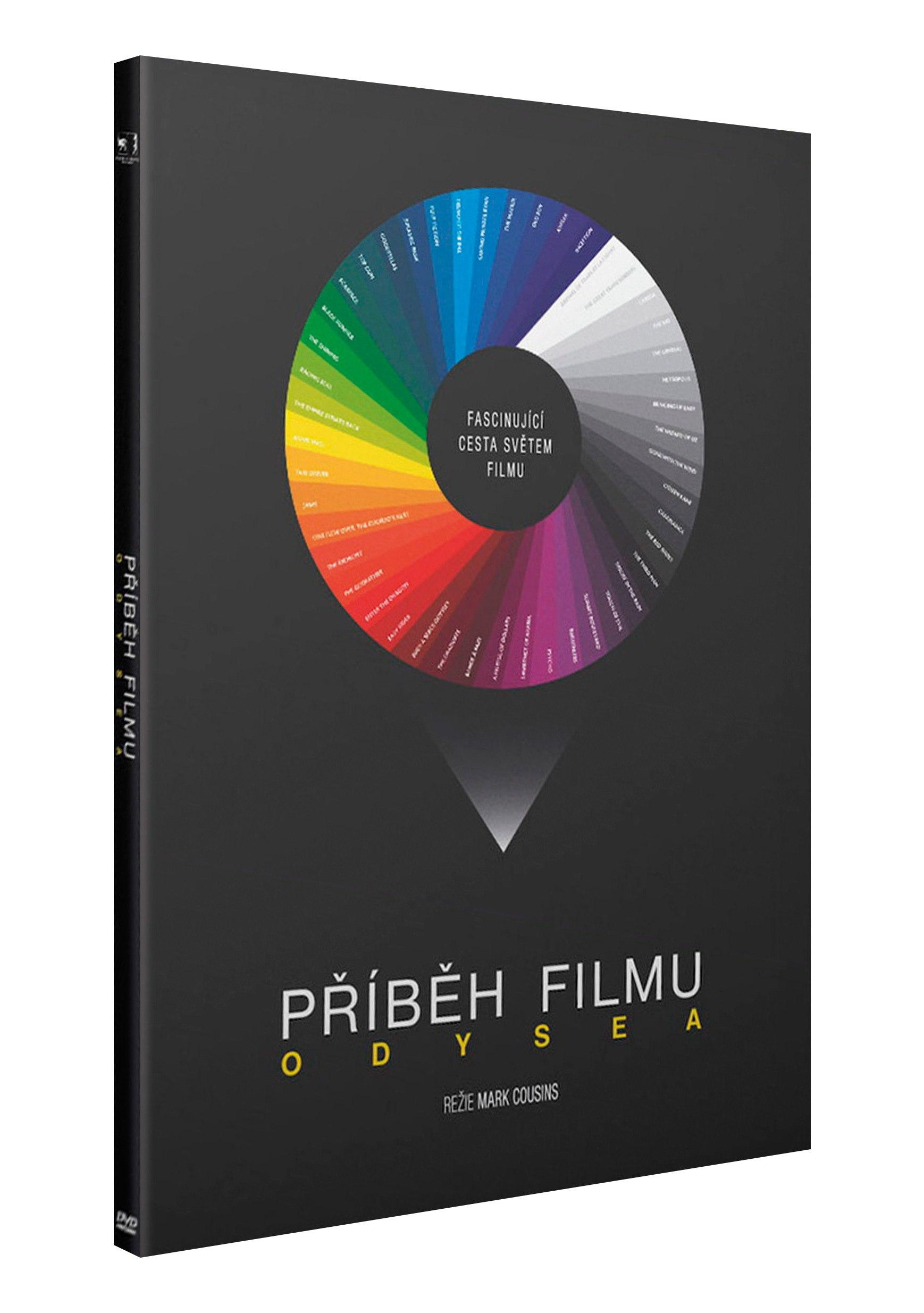 PŘÍBĚH FILMU: ODYSEA - 4 DVD