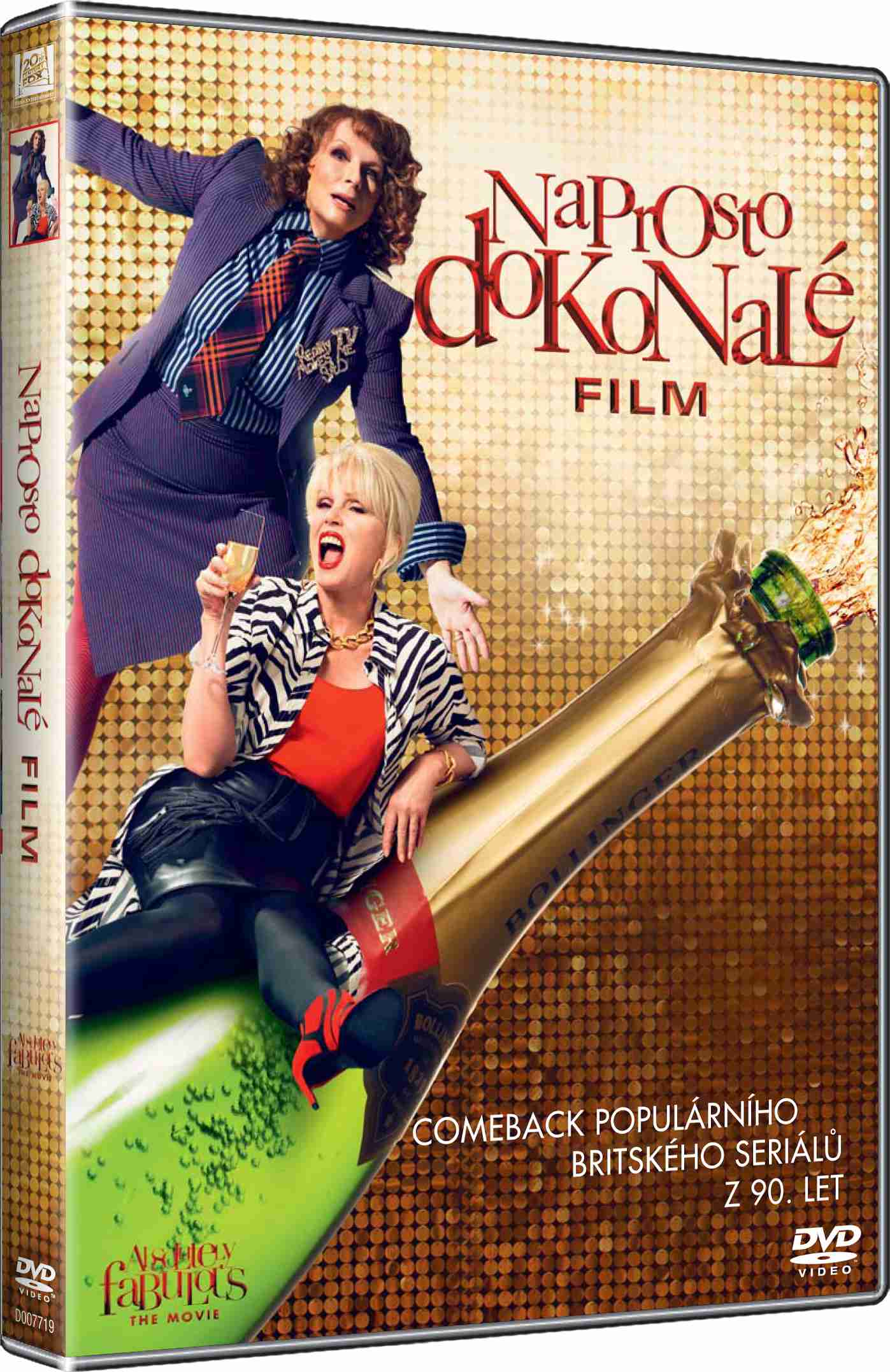 Naprosto dokonalé: film - DVD