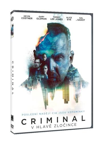 CRIMINAL: V HLAVĚ ZLOČINCE - DVD