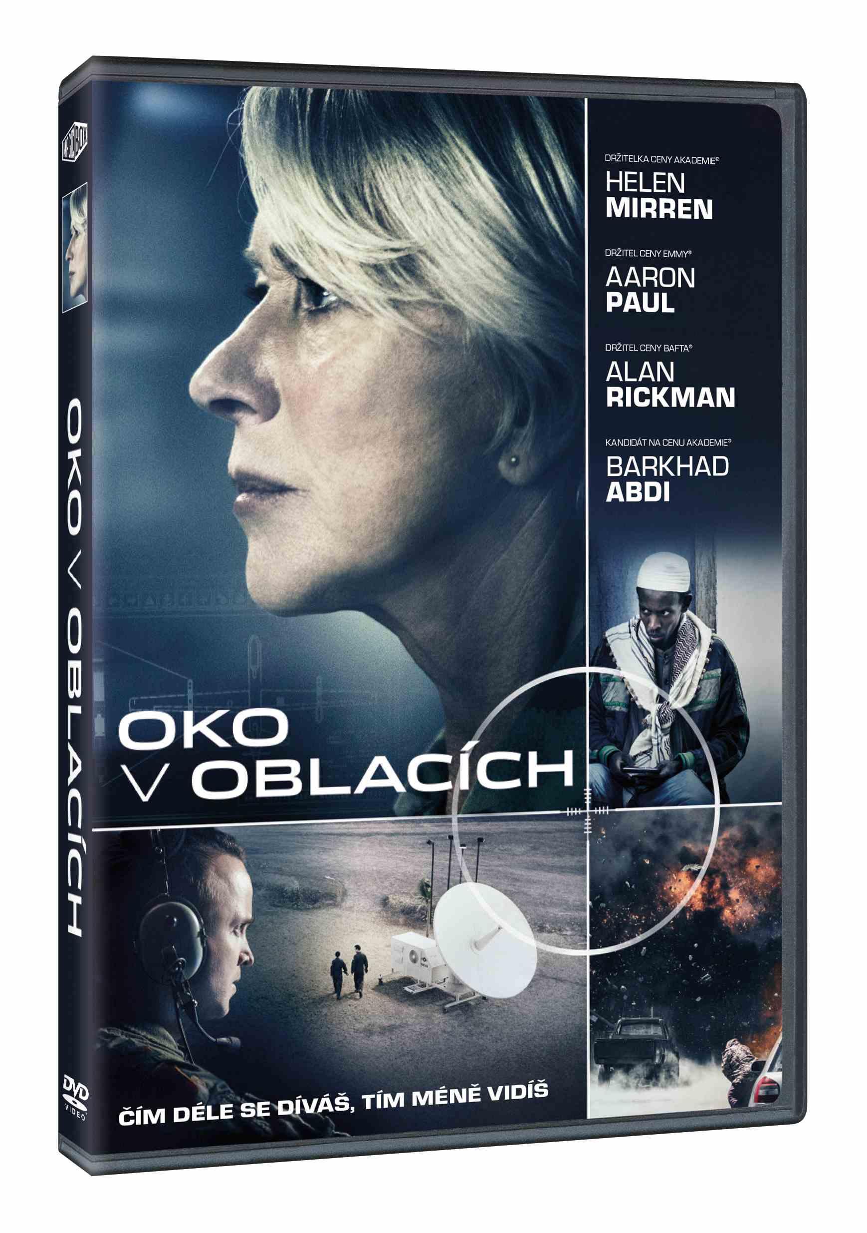 OKO V OBLACÍCH - DVD