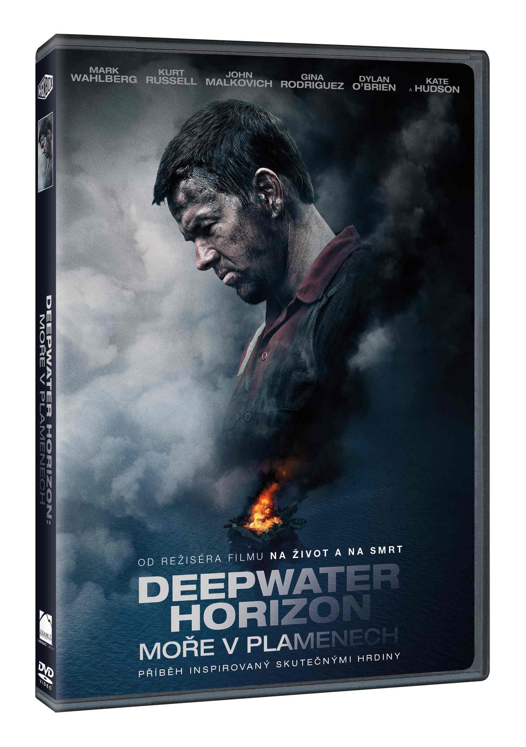 DEEPWATER HORIZON: MOŘE V PLAMENECH - DVD