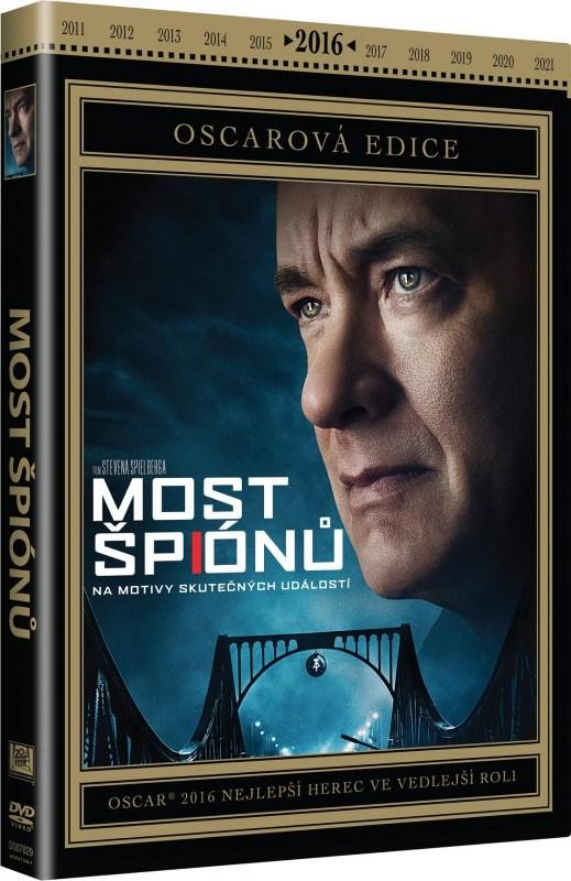 MOST ŠPIÓNŮ (Oscarová edice) - DVD