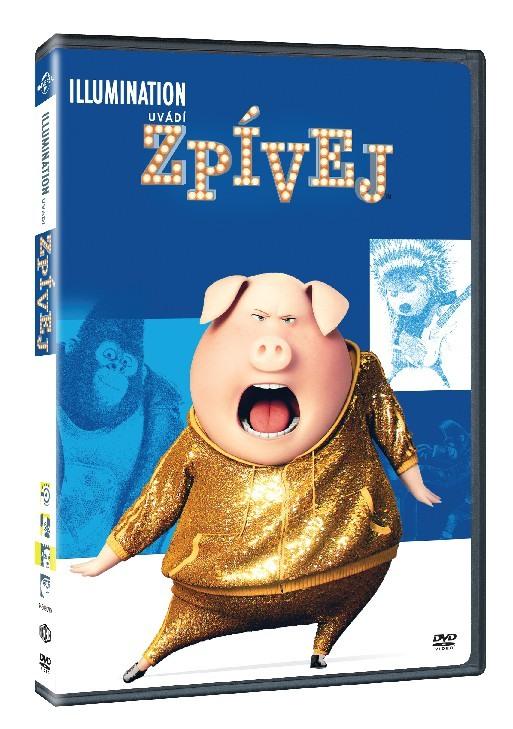 ZPÍVEJ - DVD