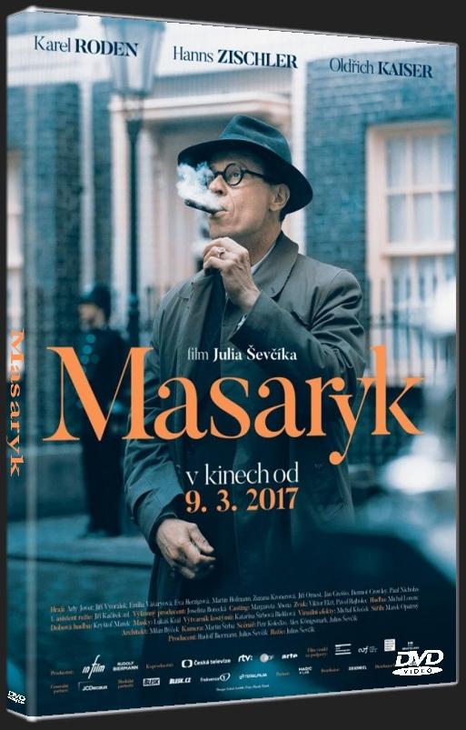 MASARYK - DVD