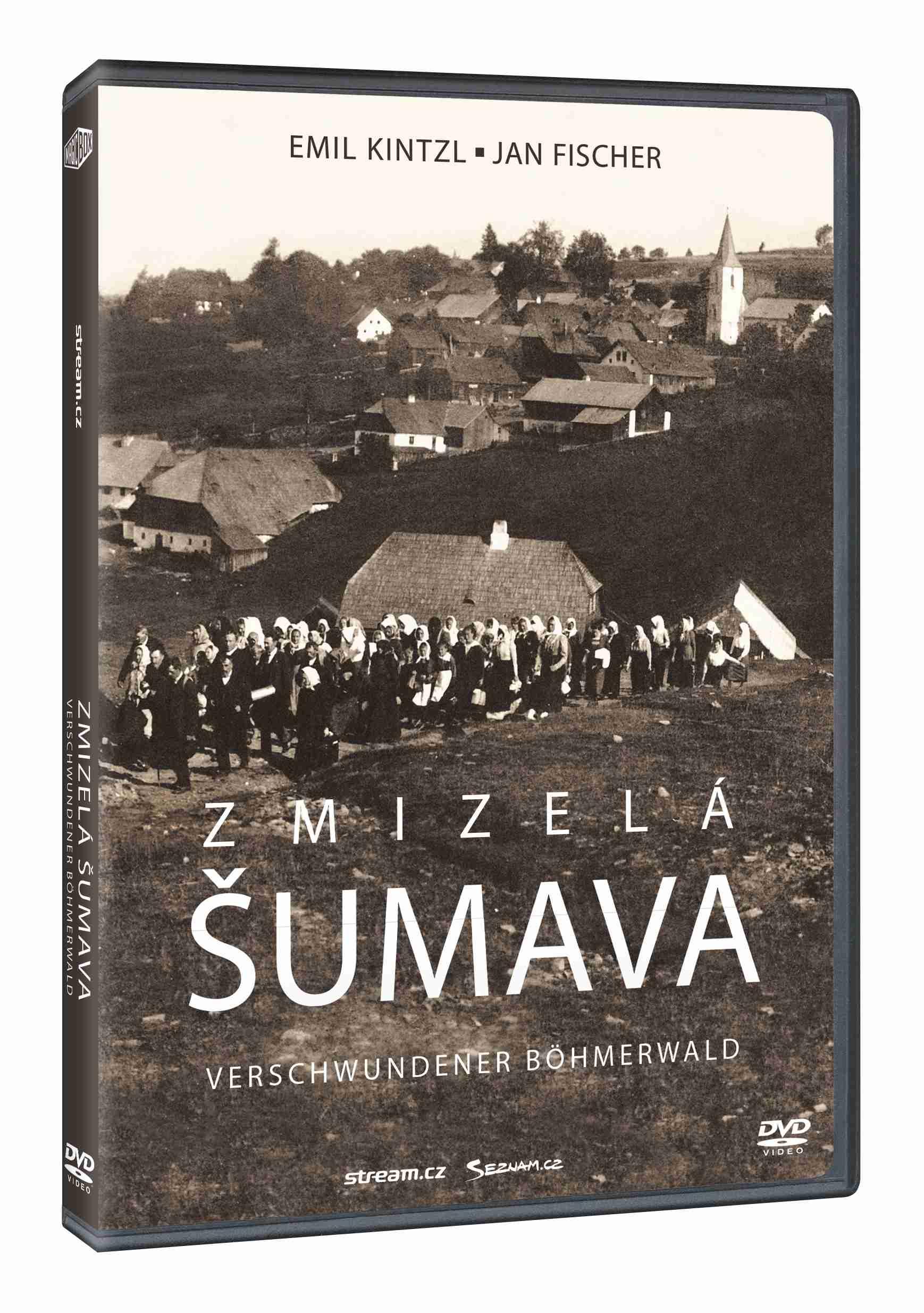 ZMIZELÁ ŠUMAVA - DVD