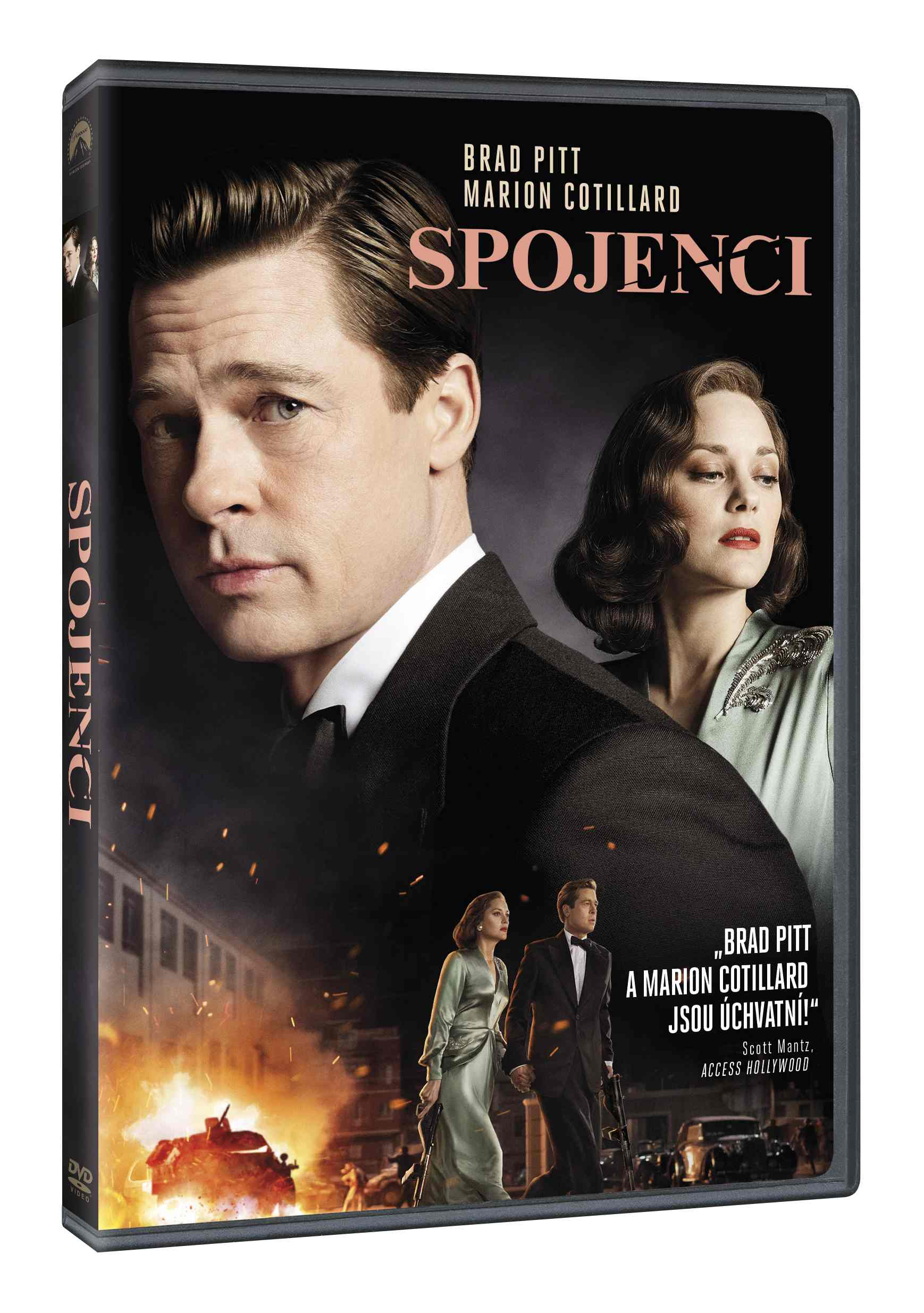 SPOJENCI - DVD