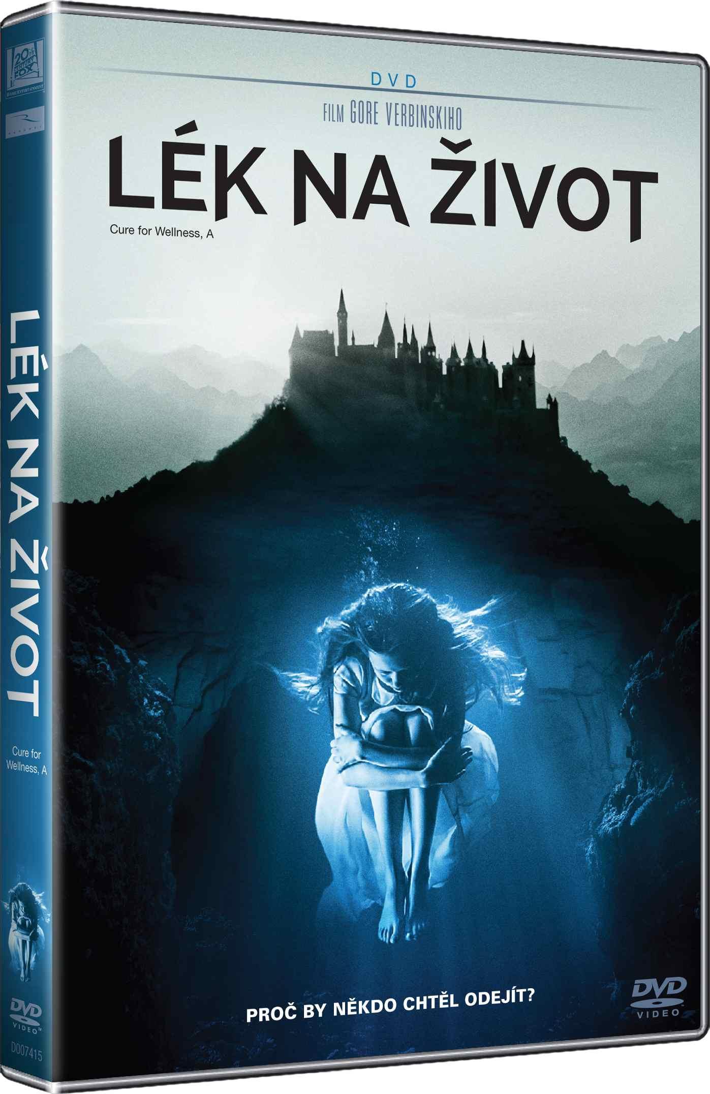 LÉK NA ŽIVOT - DVD