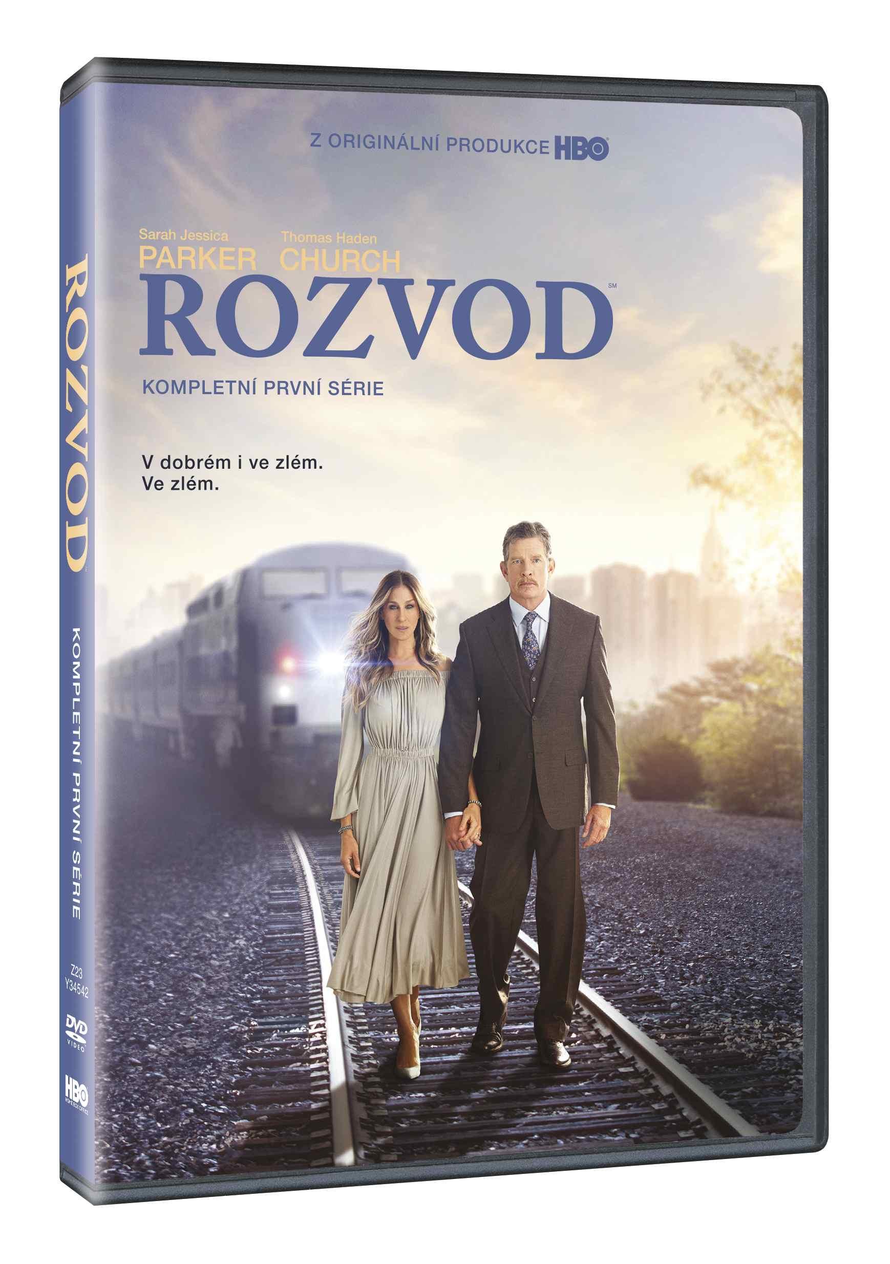 ROZVOD 1. SÉRIE - 2 DVD