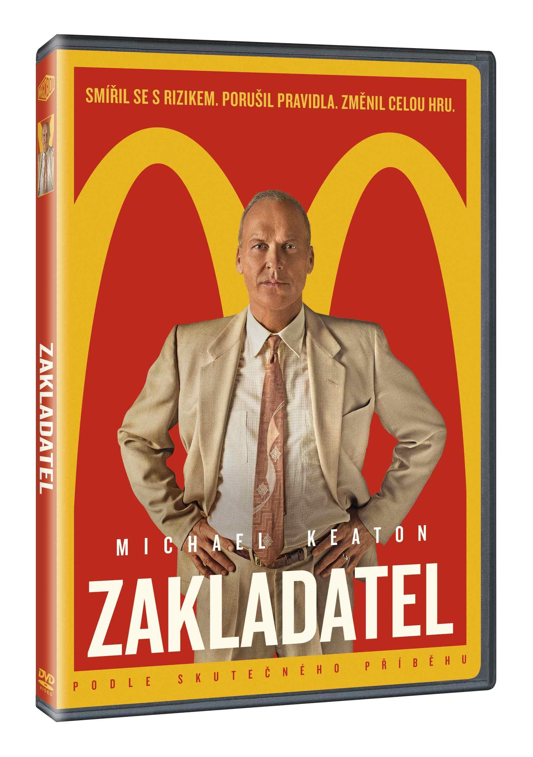 ZAKLADATEL - DVD