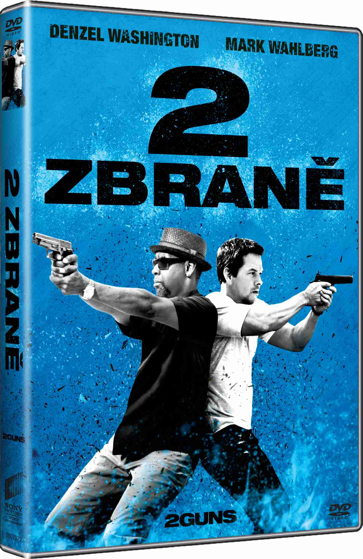 2 ZBRANĚ (Big Face) - DVD