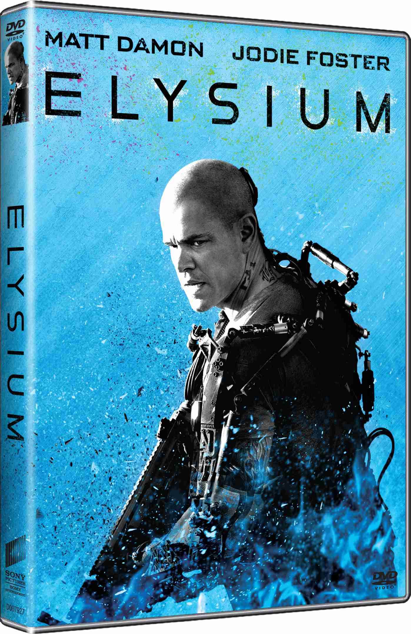 ELYSIUM (Big Face) - DVD